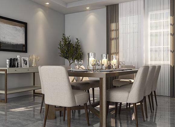 Torino Dining Set