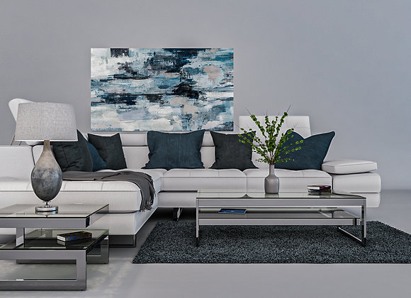 Verti Sofa Sectional White