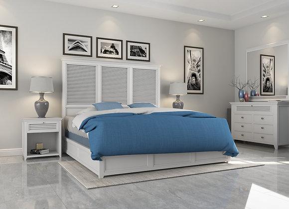 Shutter Bed Cooler
