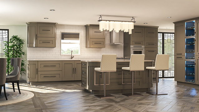 XS Kitchen corrected in vray updated v5a