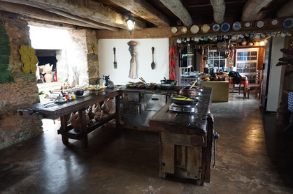 Kitchen, Fazenda da Taquara