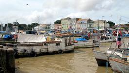 Old port of Belém