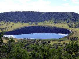 Tswaing impact crater