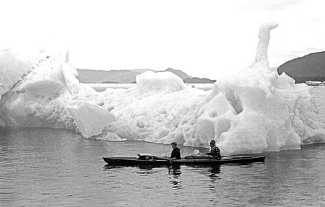 Hope iceberg doesn't flip