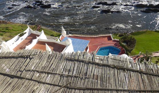 Atlantic Ocean from Casapuebla, Punta Ballena