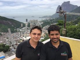 Co-owners of Net Rocinha