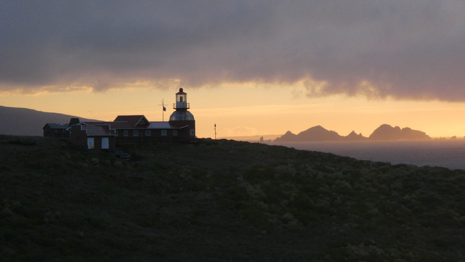 Cape Horn lighthouse