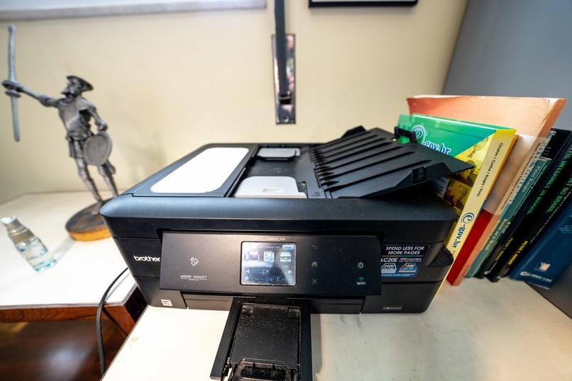 Brother NFC J985DW Print-Copy-Fax-Scan