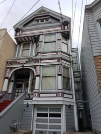 Mission District house, San Francisco