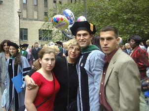 Jezaira, Zaida, Charles, and Jonathan