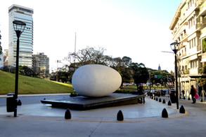Modern sculpture, Buenos Aires