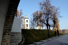 Church at Tsaritsinho Park