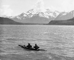 Heading up the Lynn Canal from Skagway to Haines