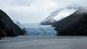 Garibaldi Glacier on Beagle Channel