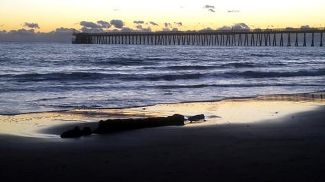 Beach near Santa Barbara