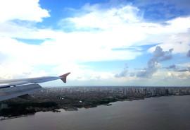 Approaching Belém
