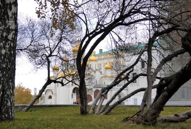 Assumption Cathedral, Kremlin grounds