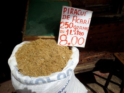 Fish flour at Ver o Peso Market