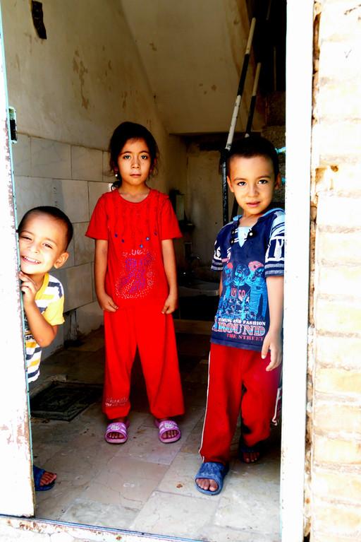 Children in Yzad, Iran