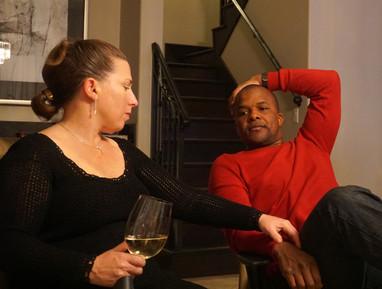 Jezaira and Sean