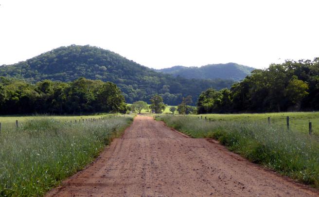 Road near Bonito