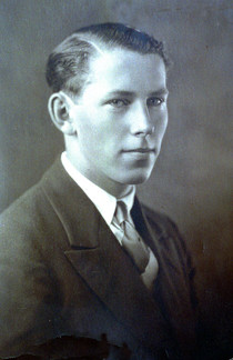 Charles Lewis Knight's graduation portrait