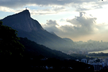 Statue of Christ on Corcovado