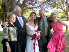 Brazilian-American-South African Wedding