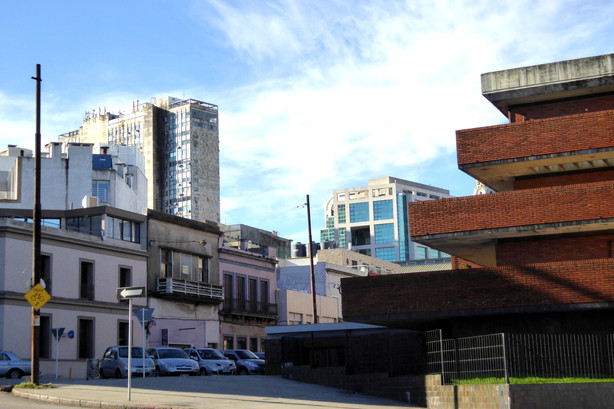 Buildings, Montevideo