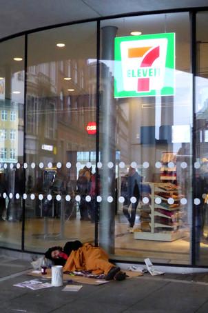 Not all well in Copenhagen