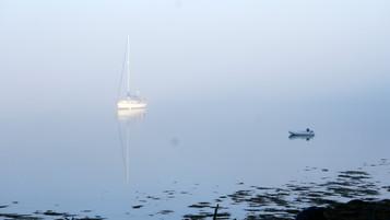 Sloop Shagbird, Northwest Harbor