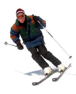 Skiing at Whitetail
