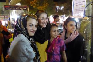 Women, Ishfahan, Iran