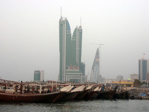 New buildings, old port