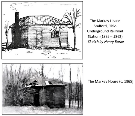 Markey House in Stafford - Underground R