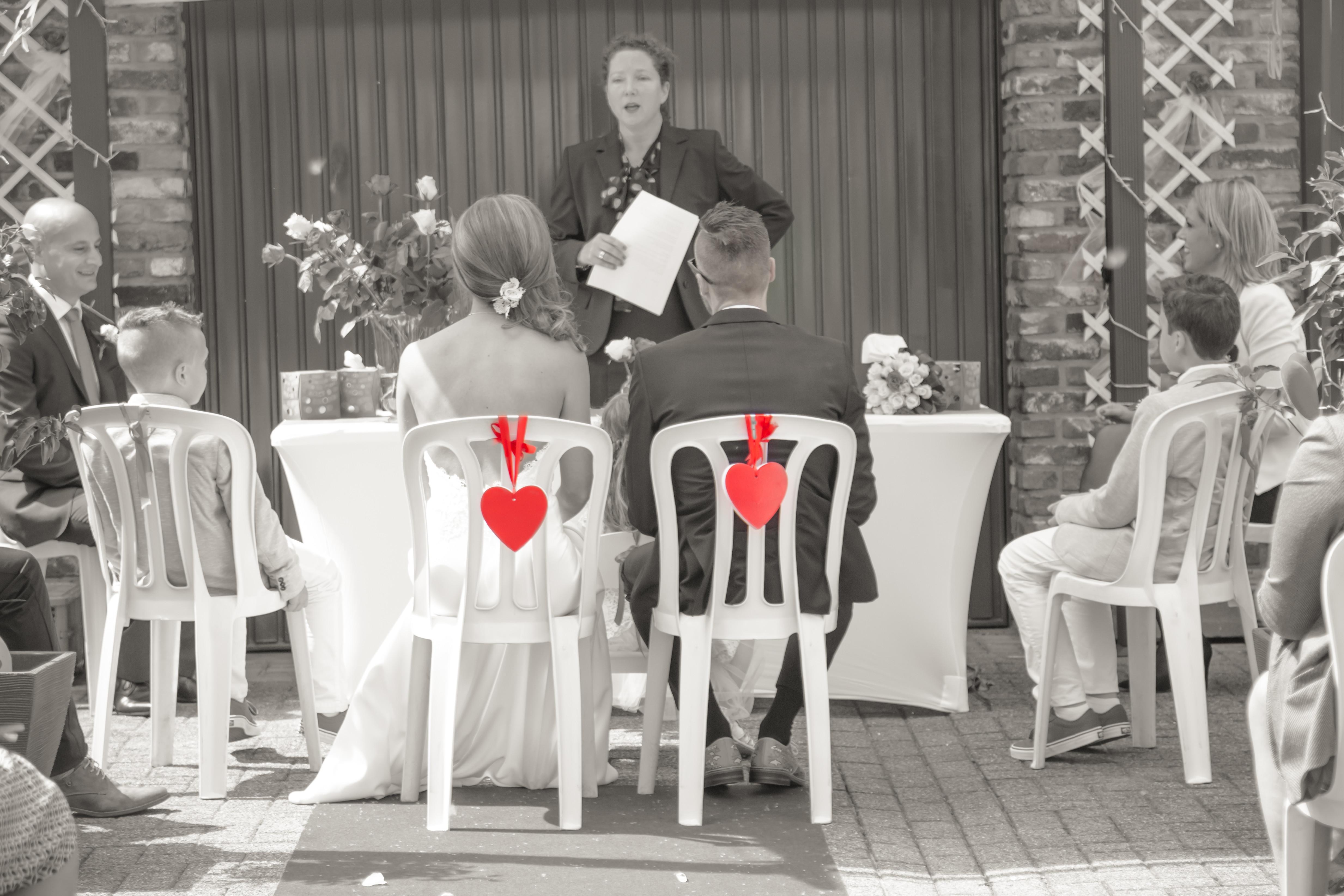 Bruidsreportage pakket 1