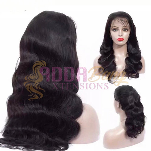 bodywave 22 inch frontal wig
