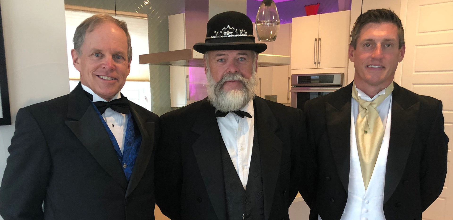 Royal Wedding Tea - 2018 - Duffy Boyle, Daniel Michael and John Gustafson
