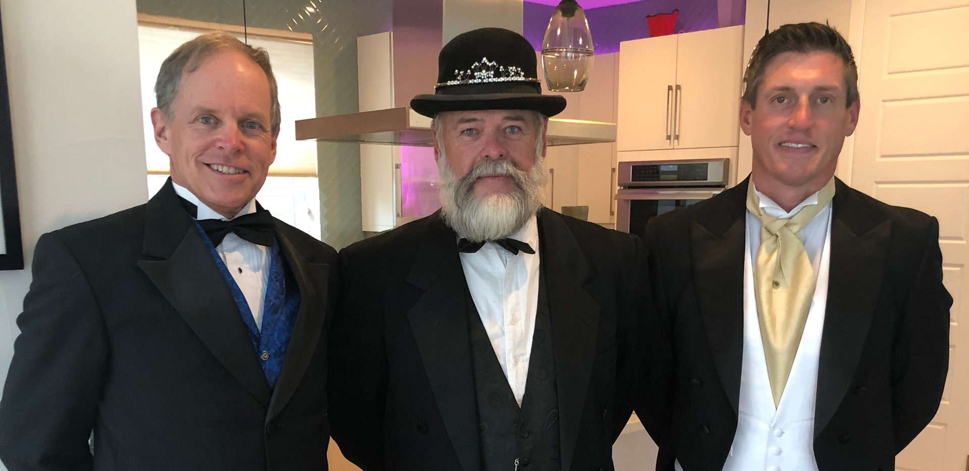 Royal Wedding Tea - 2018 - Duffy Boyle, Daniel Michael and John Gustafson