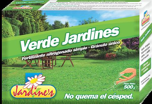 Verde Jardín
