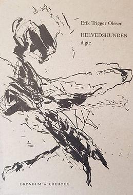 Helvedshunden, digtsamling af Erik Trigger