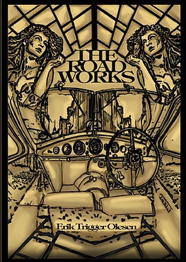 The Road Works - koncerttekster af Erik Trigger