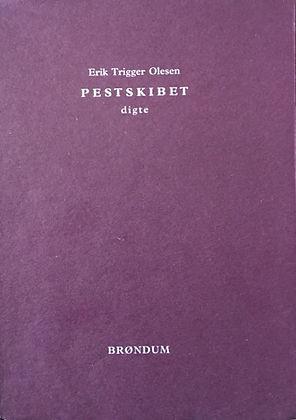 Pestskibet, digtsamling af Erik Trigger