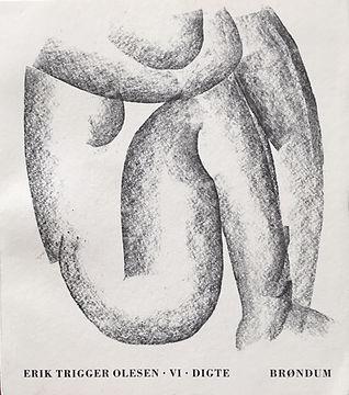VI - digte, digtsamling af Erik Trigger
