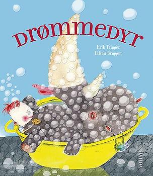 Drømmedyr, børnerim af Erik Trigger