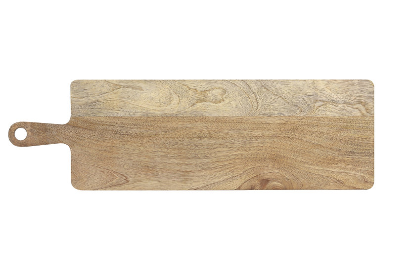 'Ida' Wood Paddle Chopping Board