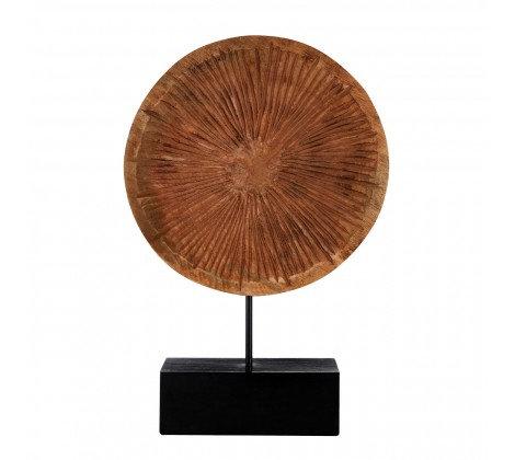 'Halona' Mango Wood Sculpture