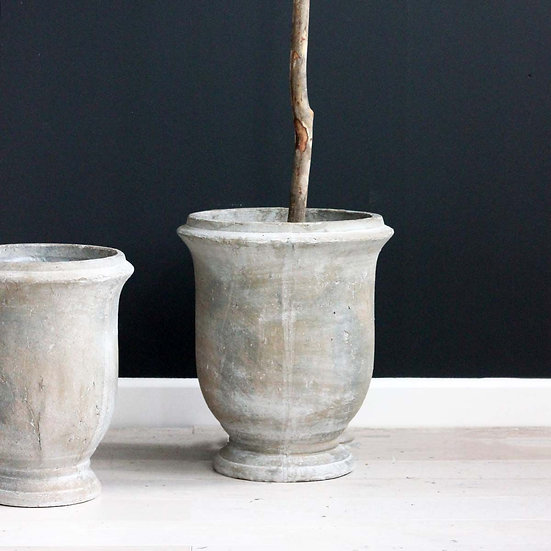 'Sienna' Small Stone Urn
