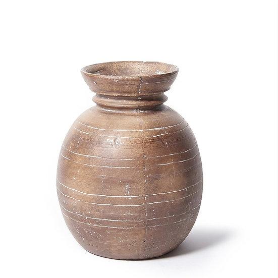'Oumd' Earth Vase
