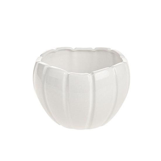 'Thea' White Pot